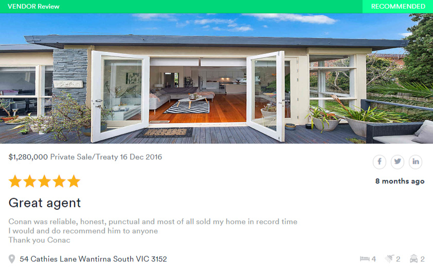 54 Cathies-Lane, WANTIRNA SOUTH -Testimonial