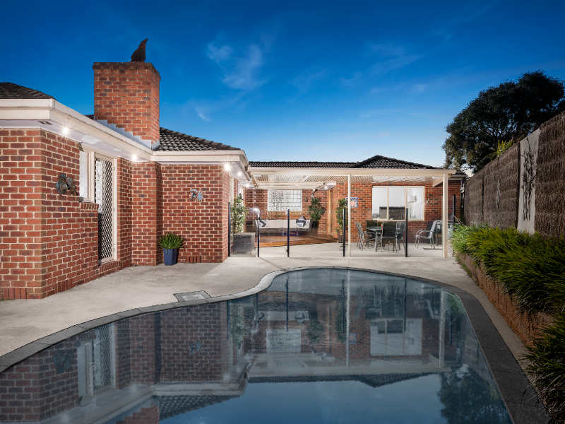 Family Oasis in Rowville