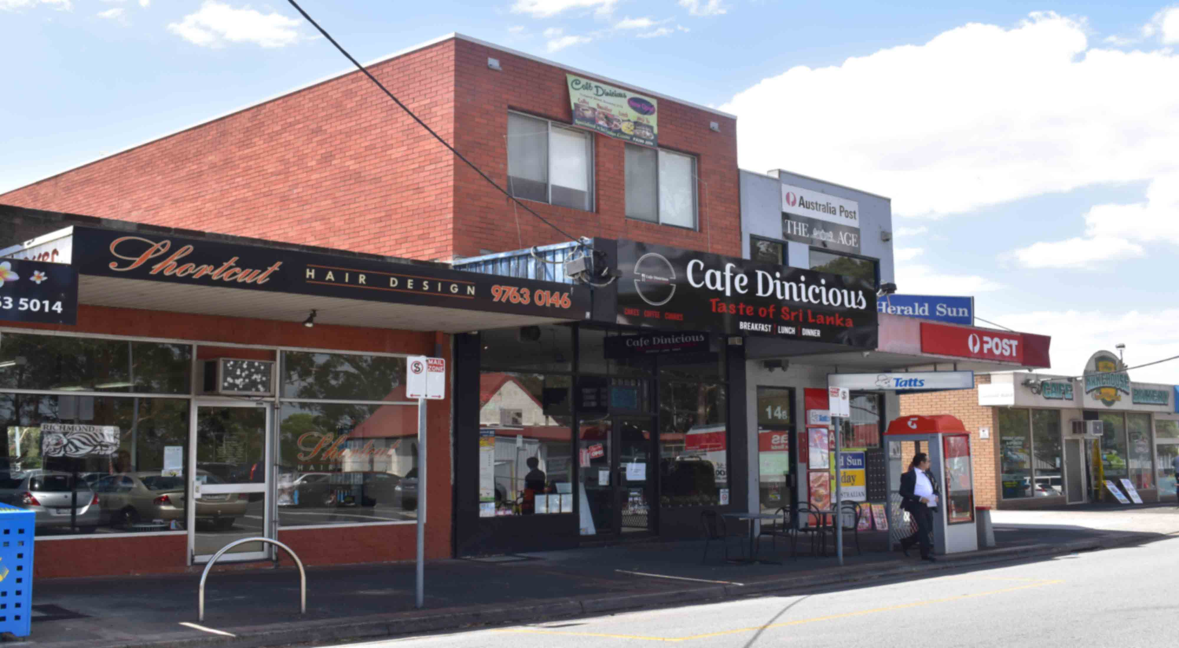 Living in the heart of Scoresby Village Shopping Centre
